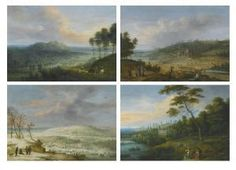 Lucas Van Uden - The Four Seasons