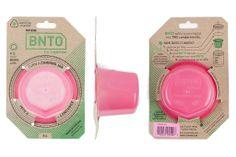 Greenmunch - Pink BNTO Mason Jar Lunchbox Adaptor