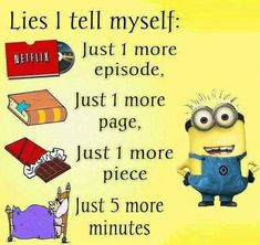 13 Funny Minion Pictures for Today If You'd like, click the link to see more li. - 13 Funny Minion Pictures for Today If You'd like, click the link to see more like this: dummieso - Minion Humour, Funny Minion Memes, Minions Quotes, Funny Jokes, Funny Cartoons, Minion Sayings, Cute Funny Quotes, Funny Laugh, Memes Humor