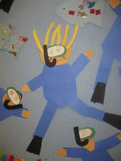 Kinder Doodles: Under the Sea!