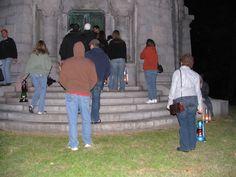 The evening lantern tour at Sleepy Hollow Cemetery. Tarrytown New York, Sleepy Hollow Cemetery, Briarcliff Manor, Finding A House, Lantern, Boston, Hurricane Glass, Lanterns