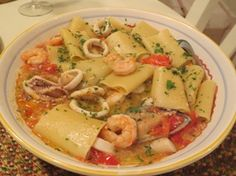 1000+ images about Pasta with Seafood on Pinterest | Seafood, Linguine ...