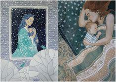 17wonderfully tender illustrations dedicated toour beloved moms