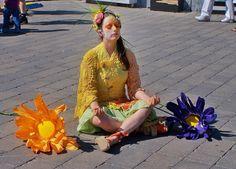 """Toronto Ontario ~ Canada ~ Cirque du Soleil  """"Circus of the Sun"""" or """"Sun Circus"""" ~  Tranquility"""
