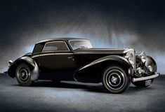 1937 Bentley 4¼ Litre Fixed Head Coupe
