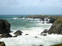Pointe des Poulains (Belle-Ile-en-Mer) © domaine public