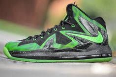 new arrival e6791 f31fb nike lebron x elite paranorman custom 01 Nike LeBron X Elite ParaNorman  Customs by DMC Kicks