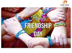 Fun, Food & Friends- All start with 'F'! Celebrate and enjoy sumptuous delicacies at the luxury of HHI with your best friends this Friendship Day.  #HappyFriendshipDay #FriendshipDay #Wishes #HHIHotel #HHIKolkata