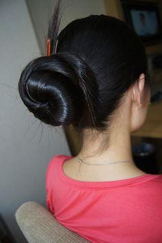 Bun Hairstyles For Long Hair, Indian Hairstyles, Hair Cure, Long Indian Hair, Beautiful Buns, Silky Hair, Camila, Hair Looks, Hair Inspiration