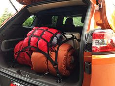 2014 - Newer Jeep Cherokee (KL) Cargo Area Containment Net