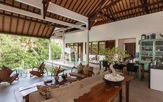 Villa Umah Wa Ke Living Area | Seseh-Tanah Lot, Bali