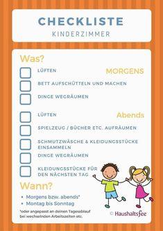 Die 186 besten Bilder von Kinder: Ordnung & Hausarbeit in 2019 ...
