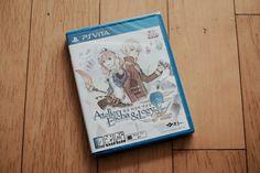 Atelier Escha & Logy plus (for Playstation vita, Korean ver. )