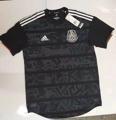 6da15ac1cc eBay  Sponsored adidas Mexico Authentic 2019 Gold Cup Soccer Football Jersey