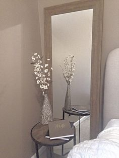 This #target mirror is everything! This large mirror made my small apartment…
