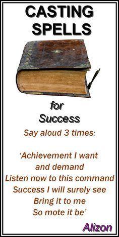 Success Spell
