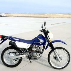 2005 Suzuki DR200.