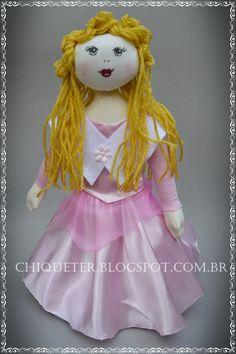 Uma princesa para uma festa de princesa!