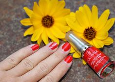 #collistar #nail #nailpolish #red #rednail #highcosmetics #kamzakrasou #test #beuty #new Collistar - Gloss Nail Lacquer Gel Effect - KAMzaKRÁSOU.sk
