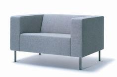 Origin Super-Armchair Vescom Leone Plus vinyl Brushed Stainless Steel Interior Design Living Room, Living Room Decor, Bedroom Decor, Brushed Stainless Steel, Upholstered Furniture, Designer, Love Seat, Armchair, Furniture Design