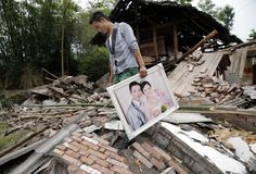 Chinese earthquake kills more than 200 people