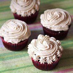 Cupcake Recipes : Egan Red Velvet Cupcakes