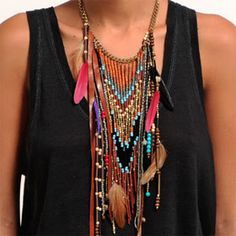 Very nice Indian style necklace