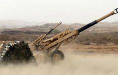 مدفعية الجيش تجدد قصفها على مواقع المليشيا شمال الجوف
