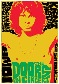 THE DOORS   Jim Morrison - He's hot, he's sexy and he's dead