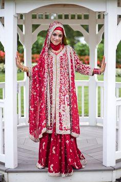 beautiful bride  #muslimwedding #pakistanibride  #PerfectMuslimWedding.com