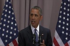 Pres. Obama Says US Credibility At Stake If Iran Deal Is Not Sup - Northern Michigan's News Leader