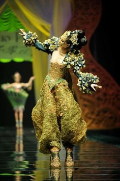 Chinese Couturier Guo Pei