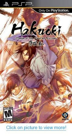 Hakuoki: Demon of the Fleeting Blossom - Sony PSP #Hakuoki: #Demon #Fleeting #Blossom #Sony #PSP