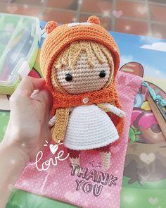 Thx #doll#amigurumi#amigurumis#crochet#cute#handmade#craft#handmade#umaruchan