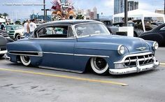 1954 Bel Air Sport Coupe