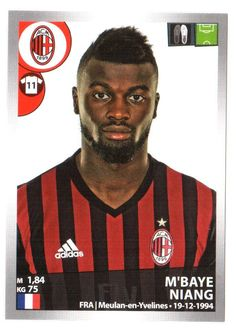 333 Fifa, Football Stickers, Pin Pin, Ac Milan, Men Sweater, Italy, Trading Cards, Stickers, Figurine