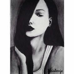 """Autoportret- Kasiulencja"""