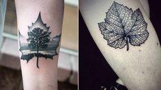 Passend zur Jahreszeit: Die schönsten Herbst-Tattoos - News - VIVA