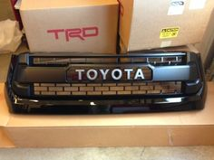 OEM, TRD and aftermarket performance parts and accessories for your late model Toyota or Scion vehicle.