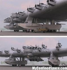 Russian Bombers, Bomber Plane, Colani, Flying Boat, Flying Wing, Experimental Aircraft, Aircraft Design, Luftwaffe, War Machine