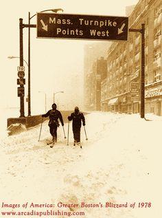 boston, massachusett, blizzard