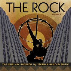 """""""The Rock"""" NBC Music Branding Package - by Stephen Arnold Music"""