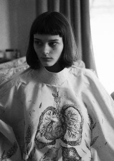 Capsule clothing collection OMUT by Nastia Klimov & Lisa Smirnova