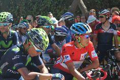 Memorias de la Etapa 7 La Vuelta 2015 - Foto Alvaro Garcia