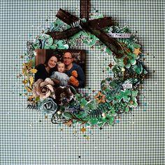 Lemoncraft: Inspiruje Tatiana: coś o Bożym Narodzeniu... - Inspirations from…