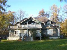 Dom gubernatora - Białowieża