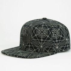52891cedddb LRG Transit Mens Reflective Snapback Hat