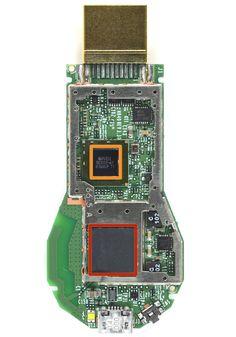 What's inside Google's $35 Chromecastdongle?