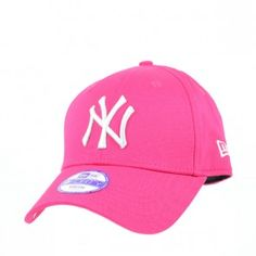 New Era - 9Forty - Womens - New York Yankees - Pink - Onesize