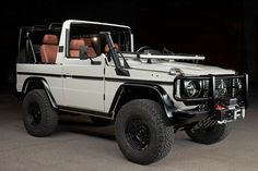Mercedes G Wagen, Mercedes Jeep, Lifted Ford Trucks, Jeep Truck, Offroader, Benz G, G Class, Maybach, Motor Company